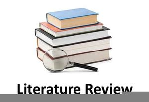 Literature review of internet and communication